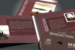 CD borító tervezés, nyomtatása