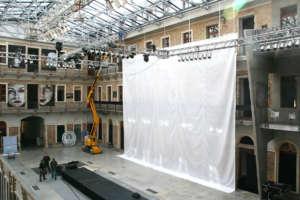 MESH épületháló gyártás szerelés