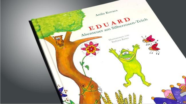 Könyv tördelés - Eduard