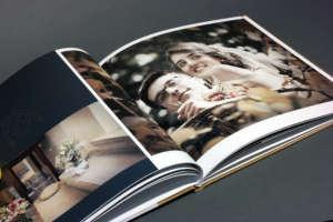 Esküvői fotóalbum