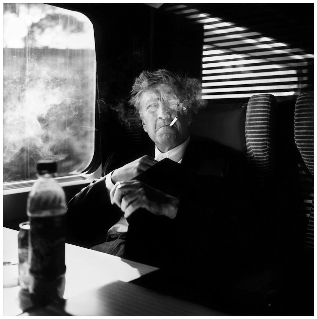Portréfotó David Lynch